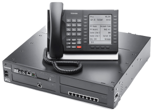 Toshiba Telephone System